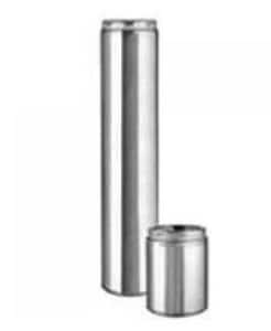 Selkirk Americas 6 x 36 in. Stainless Steel All Fuel Insulated Pipe M206036U