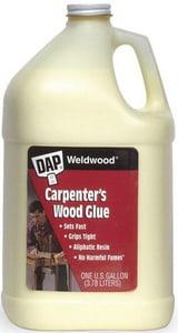 DAP Weldwood® 1 gal Carpenter Glue in Yellow D00493