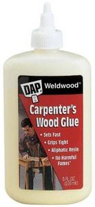 DAP Weldwood® 16 oz. Carpenter Glue in Yellow D00491