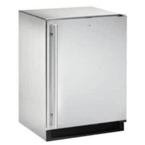 U-Line 24 in. 2.4 A Free Standing Outdoor Refrigerator Right-Hand in Stainless Steel UU2175RSOD00