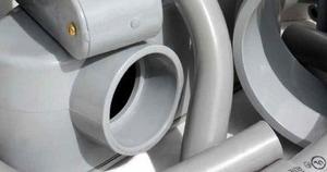 PW Eagle 2 x 2 in. PVC Schedule 40 Standard Bell End 90 Degree Conduit Elbow P409BEKSTD