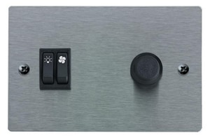 Broan Nutone Wall Mount Remote Control Kit for Broan Elite RMIP 33 in. or 45 in. BRMIPWC