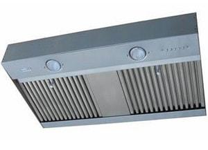 Universal Metal Industries 660 cfm 3-Speed Vent Hood Liner in Stainless Steel UVSL4366