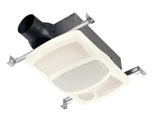 Broan Nutone 100 CFM Bathroom Exhaust Fan in White N765HFL
