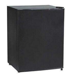 Magic Chef Appliance 2.4 cf All Refrigerator in Black MMCAR240B