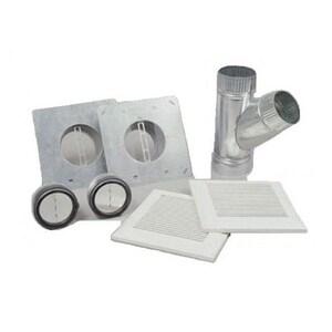 120 Cfm Installation Kit In White Fv