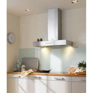 Miele Appliances 35-7/16 in. 625 cfm Wall Hood MDA5391WSS