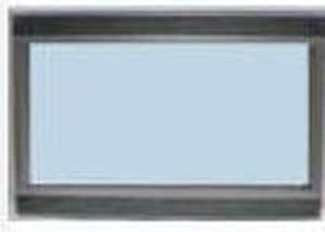 Sharp Electronics 30 in. Built-In Stainless Steel Microwave Trim Kit SRK93S30