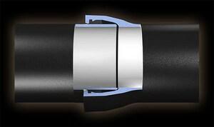 American Cast Iron Pipe Fastite® 64 in. Ductile Iron Pipe AFTGFL150P64