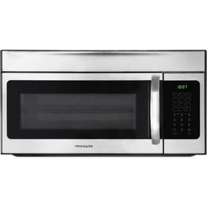 Frigidaire 1.5 cf Over-The-Range Microwave in Stainless Steel FFFMV154CLS