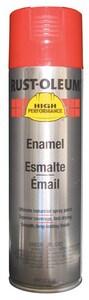 Rust-Oleum® 15 oz. Safety HP Gloss Spray in Red RV2163838 at Pollardwater