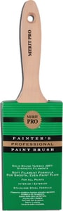 MG Distribution 2 in. Painters Professional Varnish Brush M00077