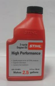 Stihl 2.5 gal. 2-Cycle Engine Oil Mixture S07813198012
