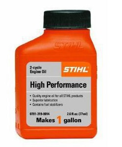 Stihl 1 gal. 2-Cycle Engine Oil Mixture S07813198011