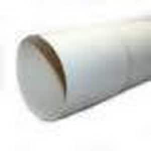 19 ft. Schedule 40 Bell End PVC Pressure Pipe IP40BEP19EA