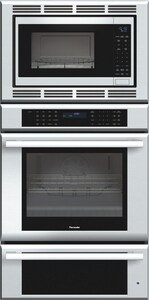 Thermador Masterpiece® 30 in. Tri Oven in Stainless Steel TMEDMCW31JS