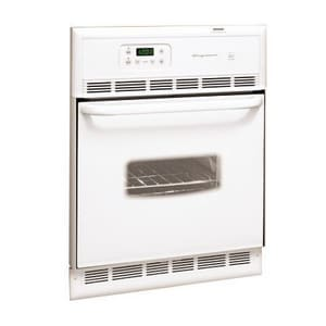 Frigidaire 24 in. Electric Multicolor Electronic Control Single Wall Oven in White FFEB24S2AS