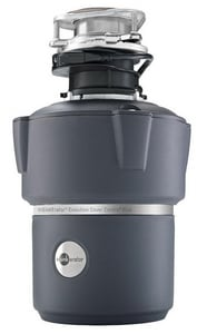 InSinkErator® Control Plus 3/4 hp Cover Control Garbage Disposal in Grey ICOVERCONTROLPLUS