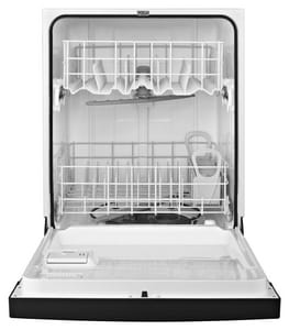 Whirlpool Resource Efficient Tall Tube Dishwasher in Bisque WWDF110PABT