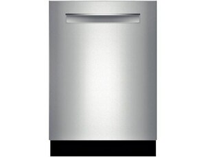 Bosch 24 in. Flush Handle Dishwasher in Stainless Steel 120V BSHP53TL5UC