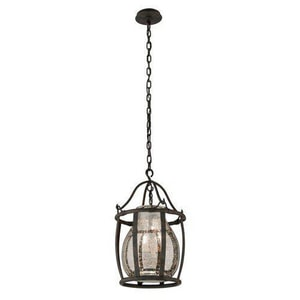 Troy-CSL Lighting Chianti 40W 3-Light Pendant in Bronze TF3595