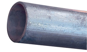 21 ft. Schedule 40 Galvanized Coated Plain End Welded Carbon Steel Pipe DGPPEA53