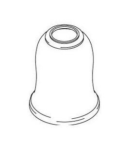 KOHLER Glass Shade K1060500