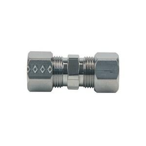 Brass Craft 3/8 in. OD Tube Brass Compression Union B626XC