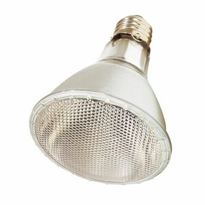 Satco 75W PAR30 Long Neck Halogen Light Bulb with Medium Base SS2217