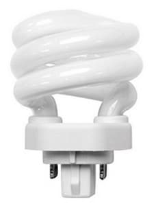 TCP 13W PL Compact Fluorescent Light Bulb with G24q-1 Base T33013SQ