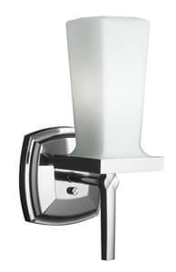 KOHLER Margaux® 5-11/16 in. 1-Light Wall Sconce in Polished Chrome K16268-CP