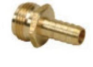 PROFLO® Barbed x FHT Brass Hose Adapter PFXBFBRHF