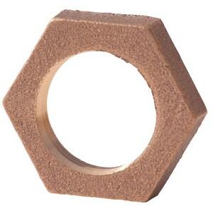 FNPT Brass Lock Nut BRLN