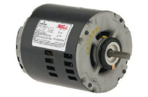 U.S. Electrical Motors Division 9-41/100 x 6-43/100 in. 115V Cooler Motor USM7099