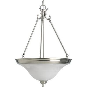 Progress Lighting NVR Ryan 104 in. 60W 3-Light Hall and Foyer Pendant PP3459