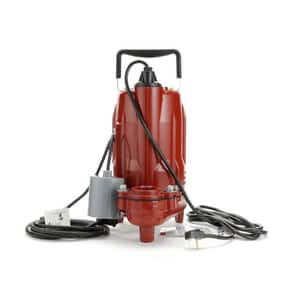 Liberty Pumps 115 V 1/2 hp Automatic Effluent Pump LFL51A