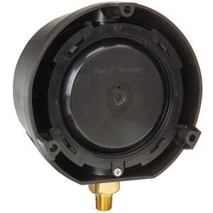H.O. Trerice 4-1/2 x 1/4 in. 0-100 psi 450B Pressure Gauge T450B4502LA110
