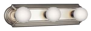 Kichler Lighting 60W 3-Light Bath Vanity Fixture KK5003