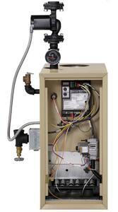 Weil Mclain CGa™ CG Series 2 83% AFUE 8 Pidn Natural Gas Boiler W381357824
