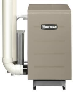 Weil Mclain GV™ GV Series 1 91% AFUE 4 Natural Gas Boiler W382200611