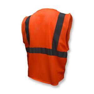 Radians Mesh Vest in Hi-Viz Orange RSV2ZOM