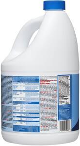 Clorox® 121 oz. Concentrated Germicidal Bleach CLO30966EA at Pollardwater