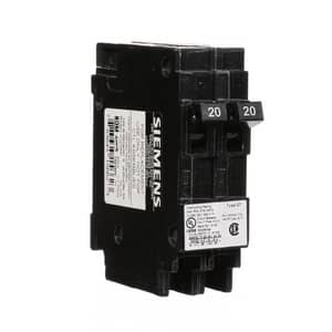 Siemens Energy & Automation 20 Amp 2-Pole QUAD Breaker SQ2020NC