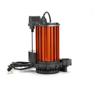 Liberty Pumps 12-1/2 in. Submersible Sump Pump L457