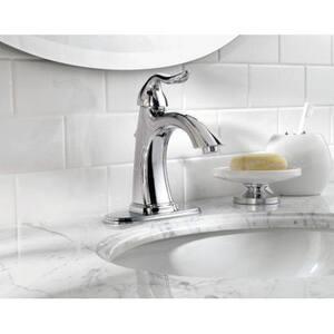 Pfister Santiago® Single Lever Handle Lavatory Faucet PGT42ST0