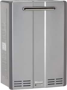 Rinnai SE+ 9.8 GPM Exterior Flow Tankless Water Heater RRU98E