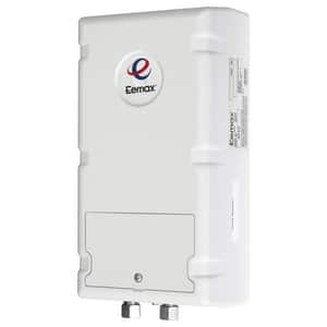 Eemax LavAdvantage 120V 140F Electric Tankless Hot Water Heater with Thermostatic Temperature Control - Deionized ESPEX12TDI