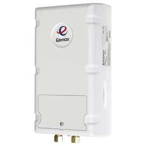 Eemax LavAdvantage 240V 90F Electric Tankless Hot Water Heater with Thermostatic Temperature Control - Emergency Eyewash ESPEXTEE