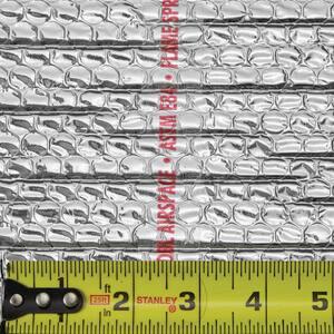 Reflectix Bubble Pack Foil Insulation RHVBP48G