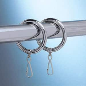 Gatco Marina Curtain Ring in Polished Chrome GAT834